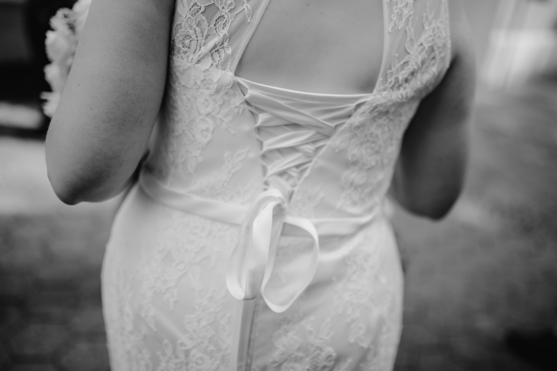 wedding dress by sarahandsamuelphotography